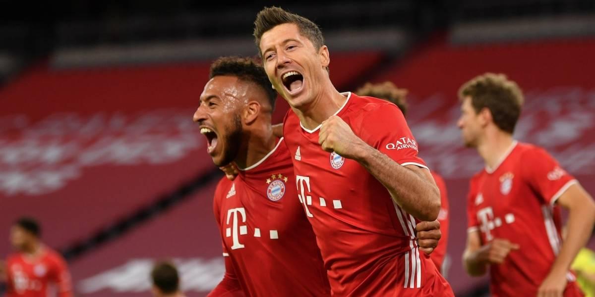 Tabla de goleadores de la Bundesliga 2020/21 ((Actualizada))   Lewandowski y Haaland