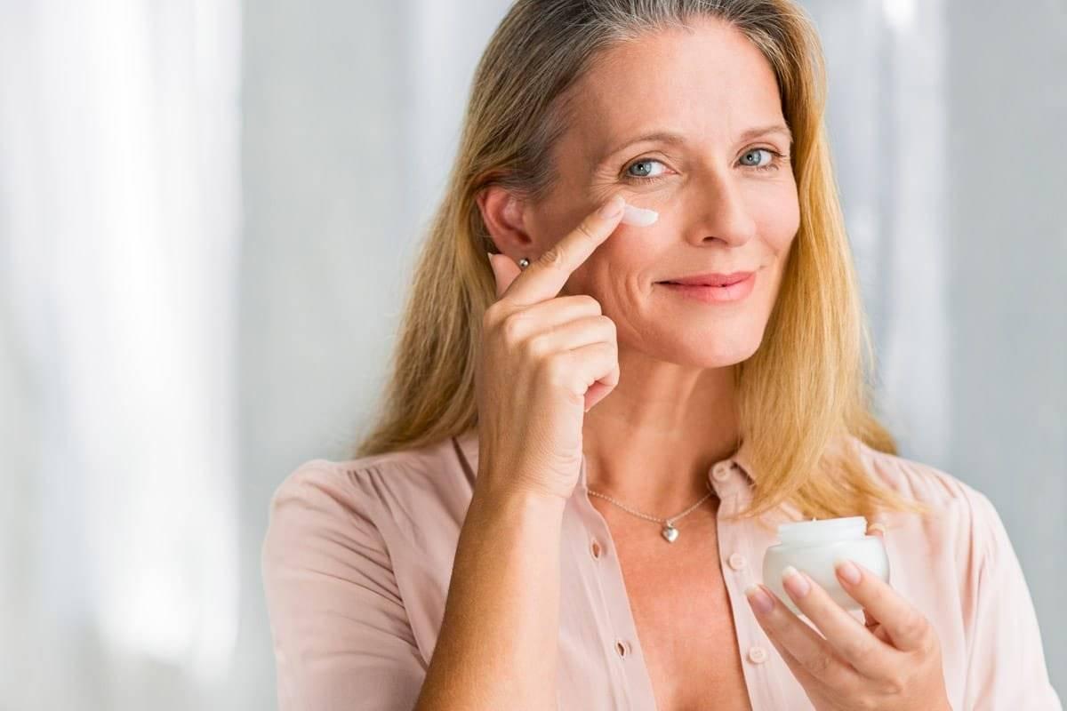 La edad es un factor importante a la hora de elegir nuestra crema antiarrugas