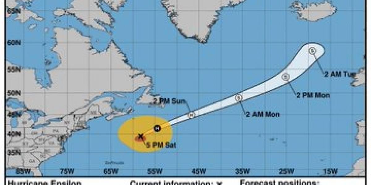 Se forma la depresión tropical 28 en el Mar Caribe Occidental