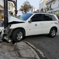 Ciclista fue atropellado en Guayaquil y el video se difundió