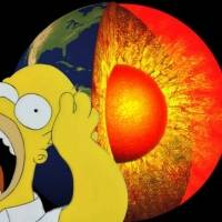 Los Simpson: lo que hay en el centro de la Tierra cambia por completo la manera en que vemos la serie