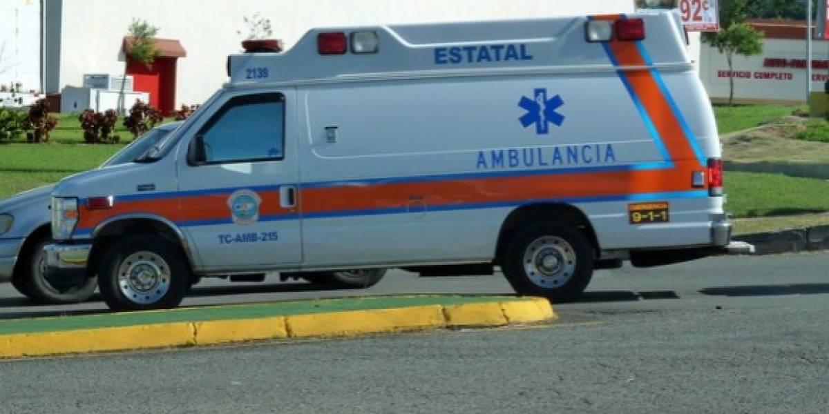 Reportan herido de bala en Guaynabo