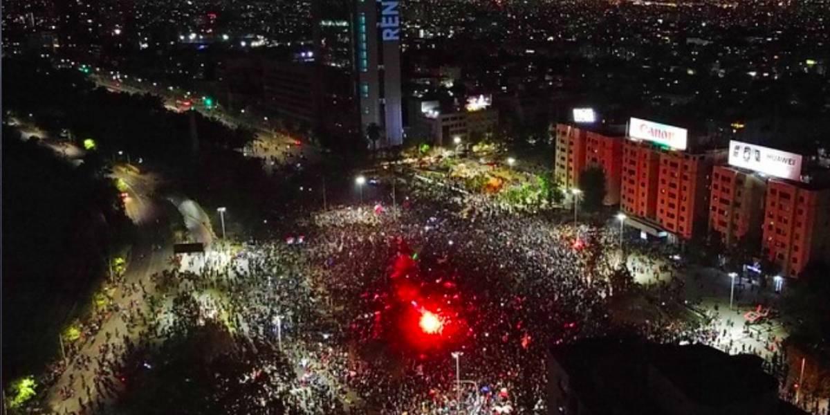 Chile es portada en el mundo entero: destacan aplastante resultado del Apruebo