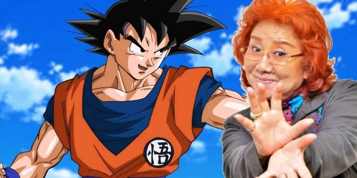 Dragon Ball: el mundo celebra el cumpleaños de Masako Nozawa, la voz original de Gokú