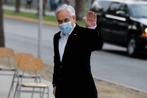 """Presidente Piñera se disculpa por pasear en la playa sin mascarilla: """"Fue un error que lamento y me disculpo"""""""