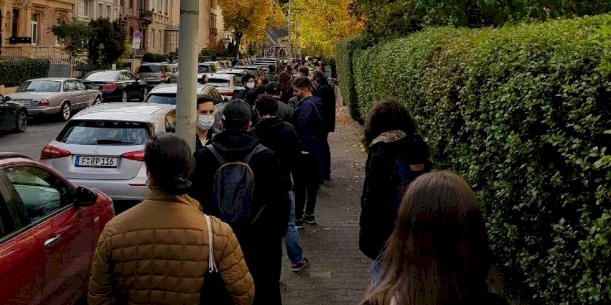 Resultados preliminares del plebiscito en el extranjero: en Barcelona y Francia el apruebo supera el 90% de los votos