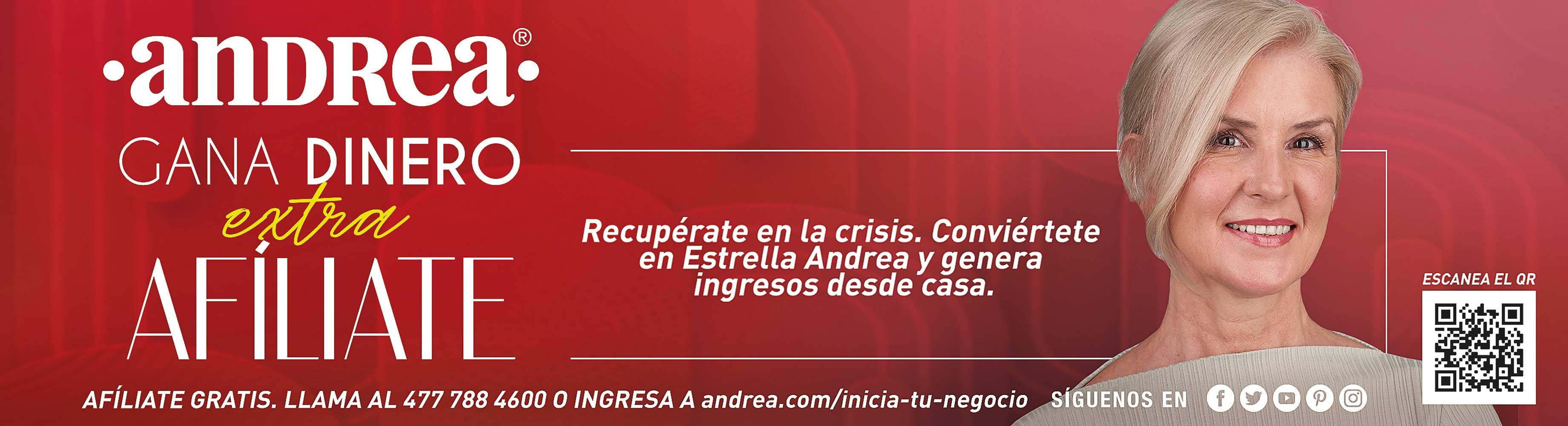Anuncio Andrea segura edición CDMX del 26 de Octubre del 2020, Página 11