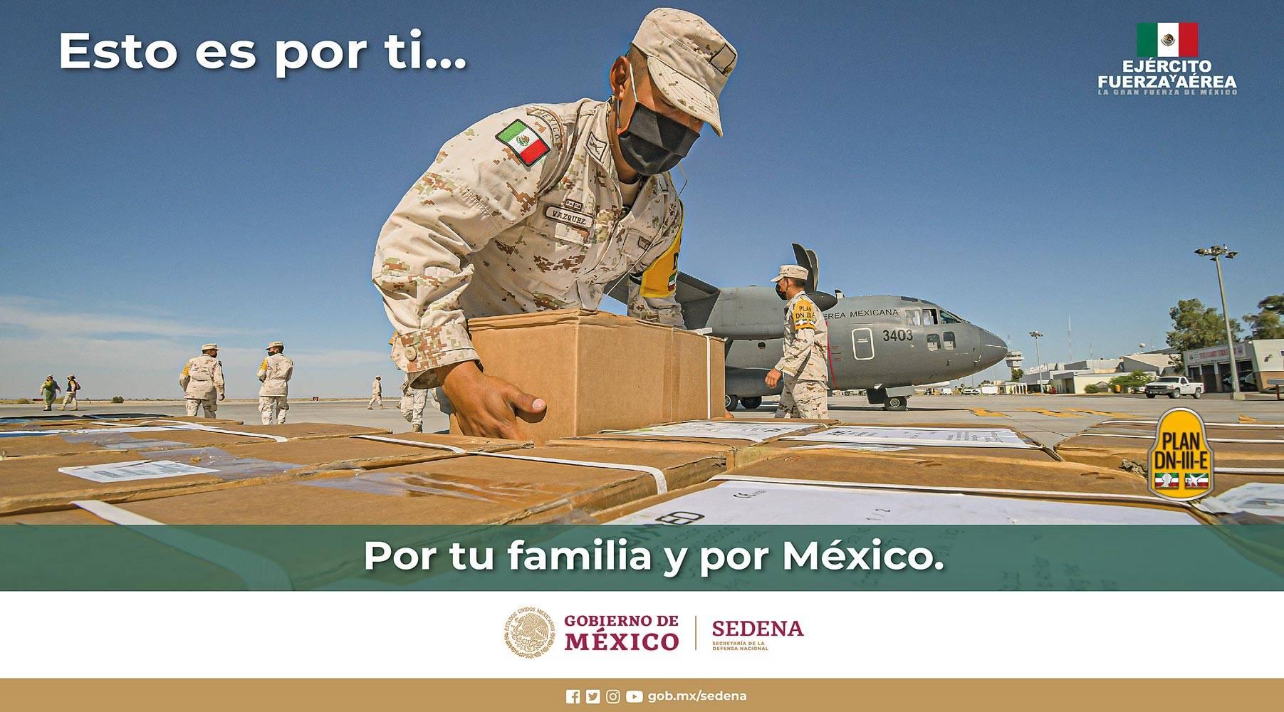 Anuncio Gobierno de México segura edición CDMX del 26 de Octubre del 2020, Página 7