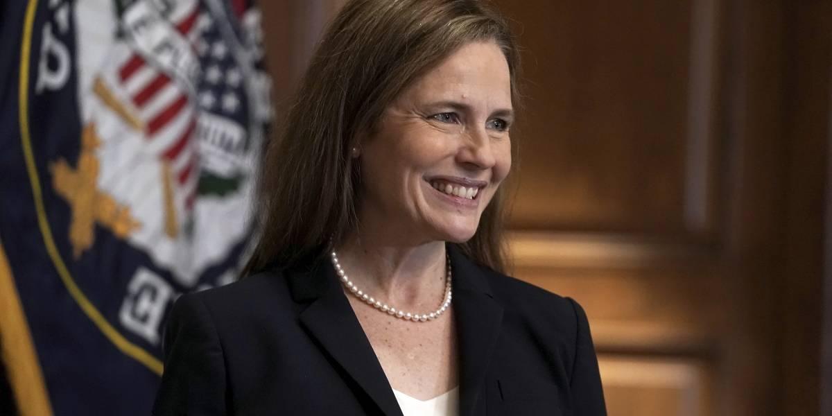 Republicanos están a punto de imponer jueza conservadora en el Supremo