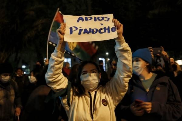 Fuerte y claro: adiós a la Constitución de Augusto Pinochet