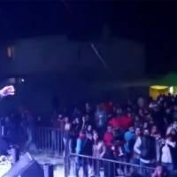 Retan al coronavirus en Toluca con baile masivo