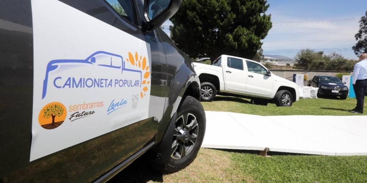Camionetas sin ICE aplica a vehículos ensamblados en Ecuador