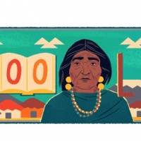 Google rinde homenaje a Dolores Cacuango por el aniversario de su nacimiento