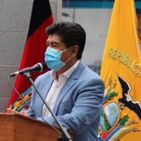 Juez de la Corte de Pichincha dispuso uso de grillete para el alcalde Jorge Yunda