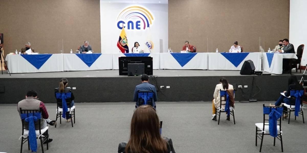 CNE: 18 listas solicitaron inscripción para asambleístas nacionales ¿Cuántas califican?