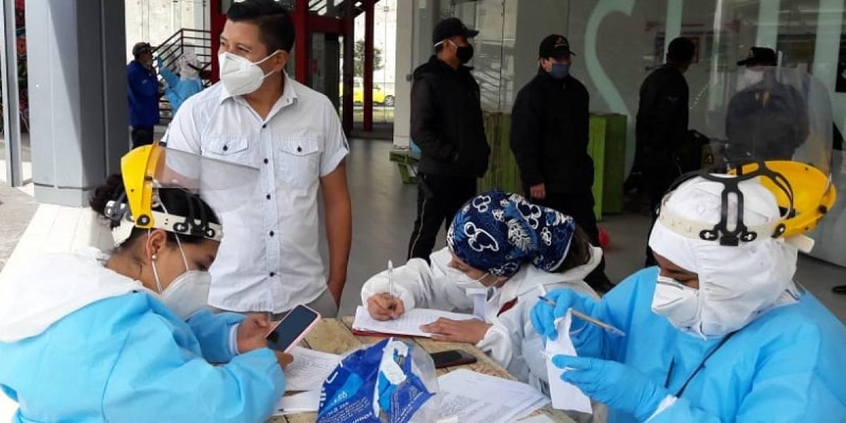 Covid en Quito: Brigadas móviles de triaje y diágnostico visitarán 31 barrios del 26 al 30 de octubre