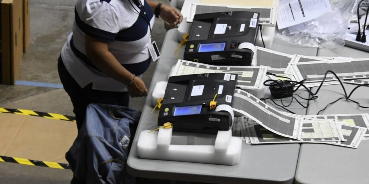 Inspectora General comienza auditoría de las elecciones en medio de fuertes diferencias entre los partidos