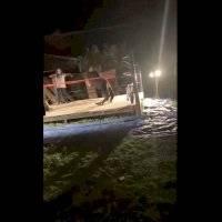 ¡Espeluznante! Luchador se rompe las rodillas al saltar de la segunda cuerda