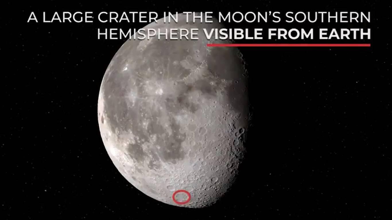 """La NASA anunciará el lunes un """"nuevo y emocionante descubrimiento"""" sobre la Luna"""