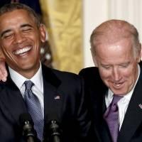 Barack Obama, el as bajo la manga de Joe Biden