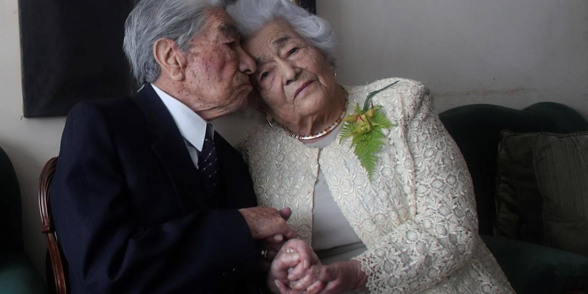 La pareja más longeva llega a su fin: Fallece César Mora a los 110 años