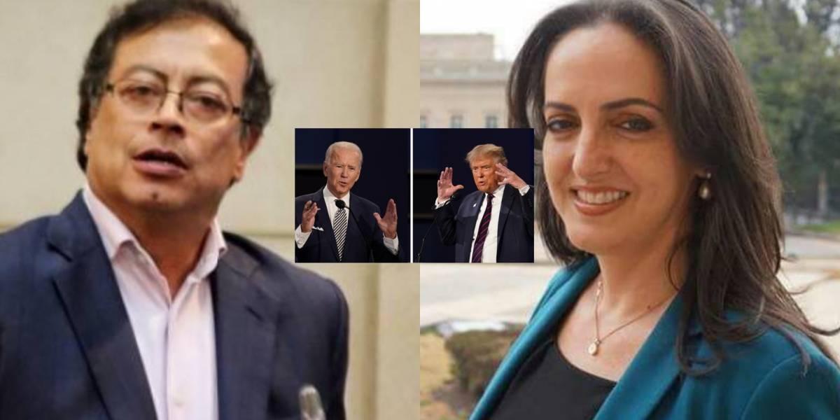 ¿Políticos colombianos interfieren elecciones de EE.UU.?