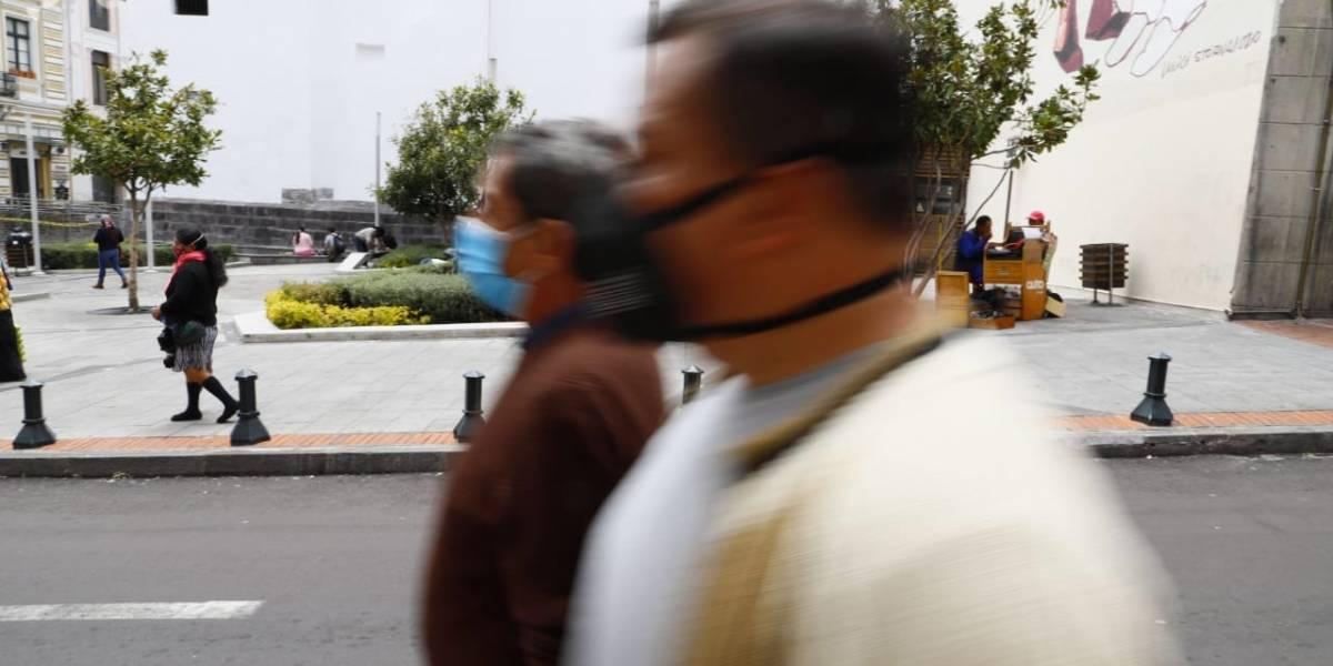 Seis provincias de Ecuador con mayor porcentaje de pruebas positivas de Covid-19