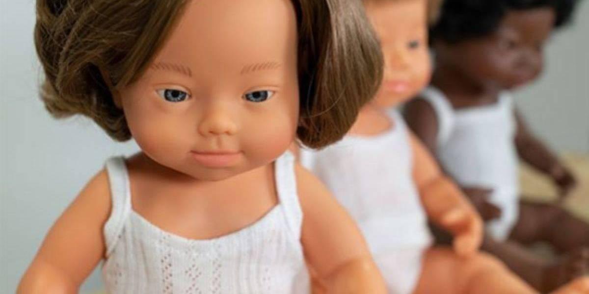 Muñecas con síndrome de Down se convierten en el mejor juguete del año