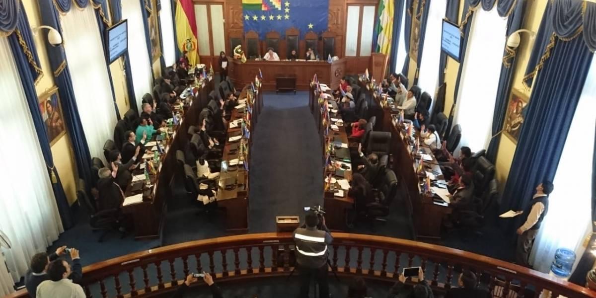 Bolivia.- El Senado de Bolivia pide a la Fiscalía procesar a cuatro ministros de Áñez por corrupción