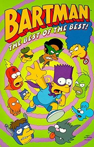 Los Simpson Bart playera azul