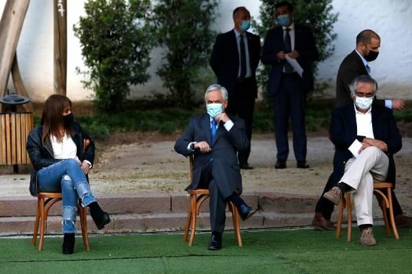 Piñera pide a Chile Vamos una lista única para la elección de constituyentes