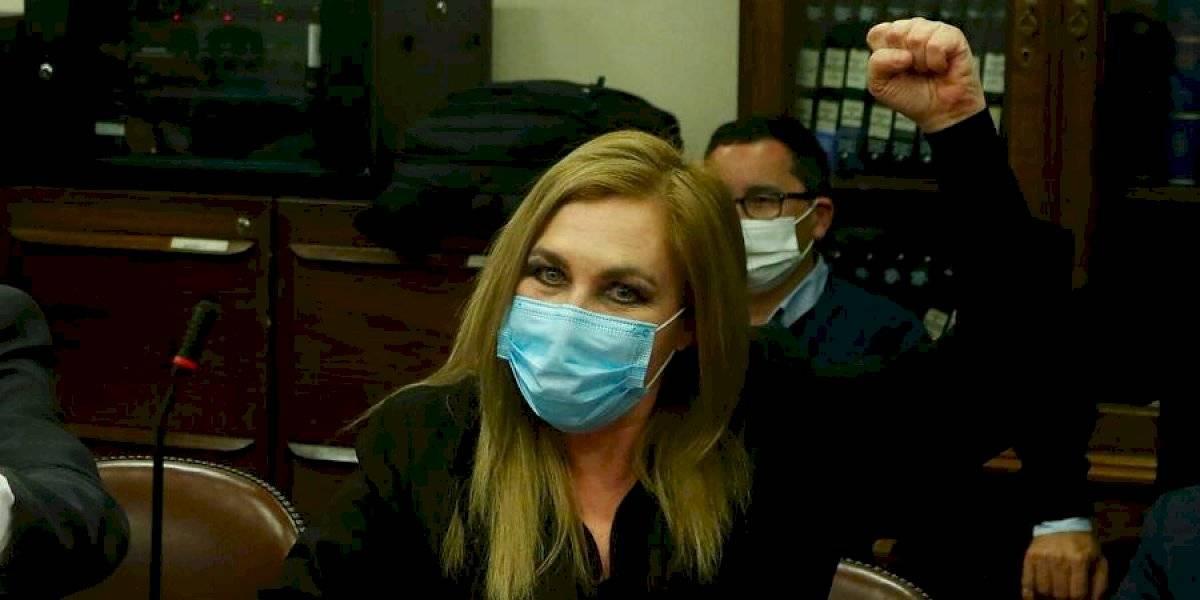 """Pamela Jiles se adelanta: """"Ya tenemos segundo retiro del 10%"""""""