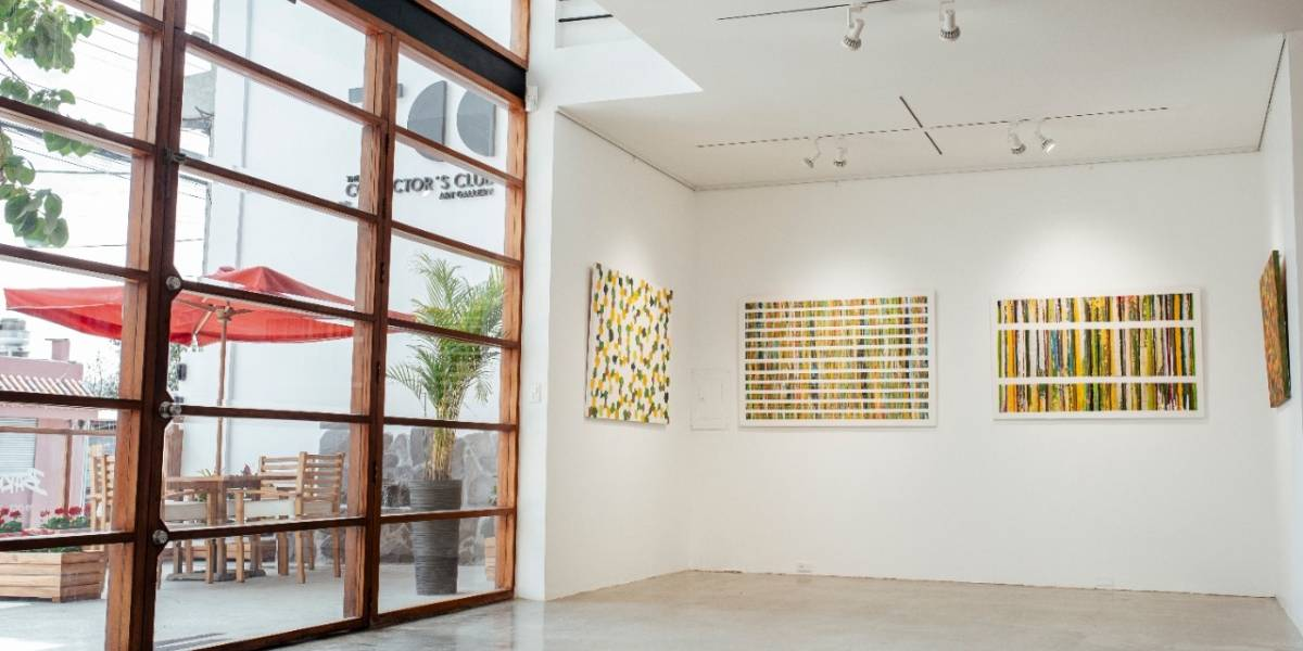 Apertura de una nueva galería de arte en Quito, 'The Collector´s Club Art Gallery'