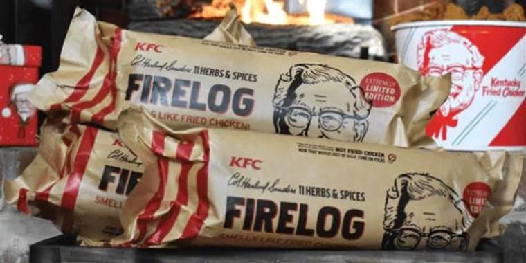 KFC Leña