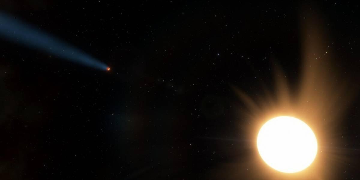 Ciencia: elemento inédito se detectó en la atmósfera de un tipo de planeta descubierto recientemente