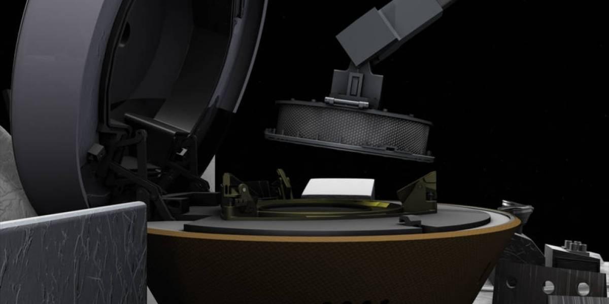 NASA: este martes la misión OSIRIS REx intentará guardar las muestras que tomó de Bennu