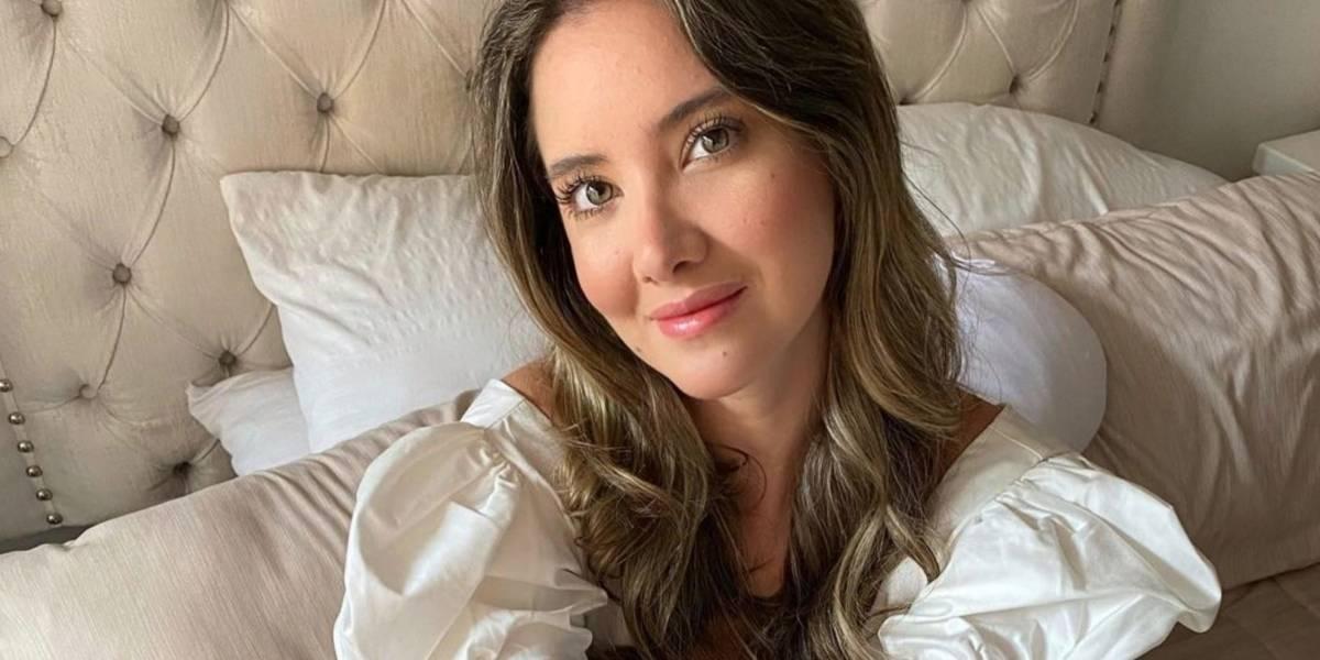 Daniella Álvarez estuvo de fiesta sin medidas de protección para el coronavirus