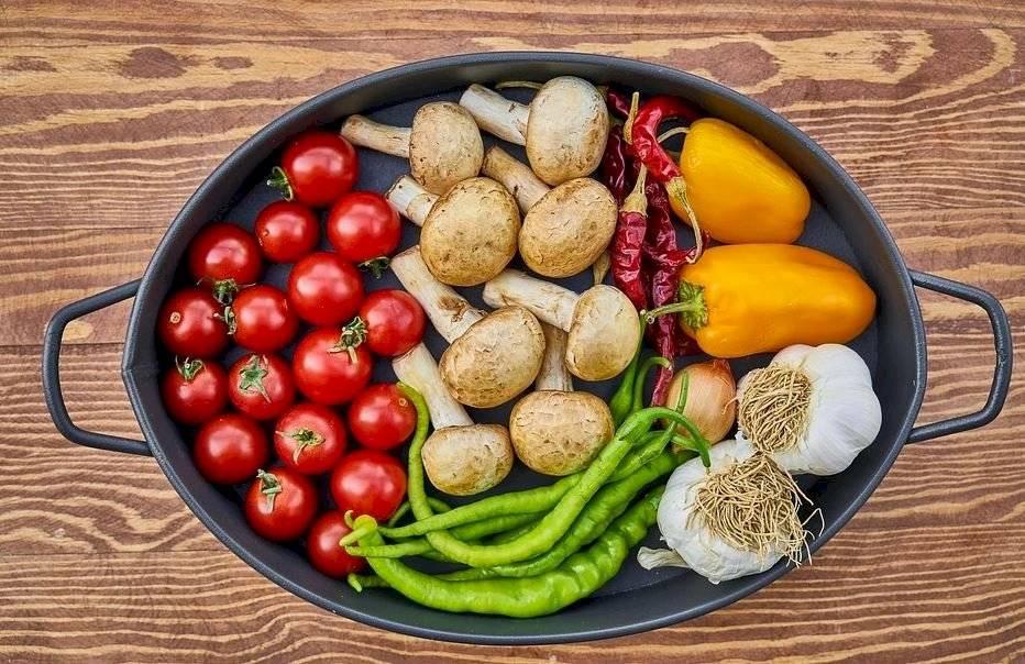 Las setas cocinadas son más fáciles de digerir, por lo que es recomendable no consumirlas crudas.