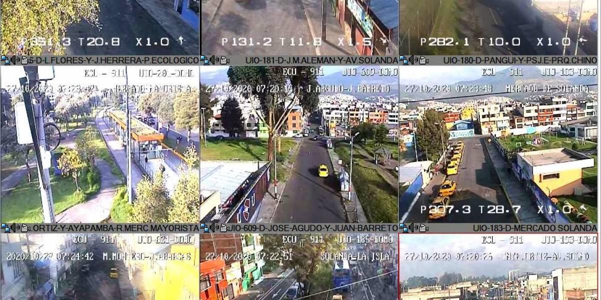 No se reportan novedades en el cantón Mejía ni en Quito tras sismos en Machachi