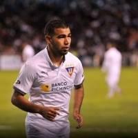 ¡Baja en Liga de Quito! Junior Sornoza dio positivo para COVID-19