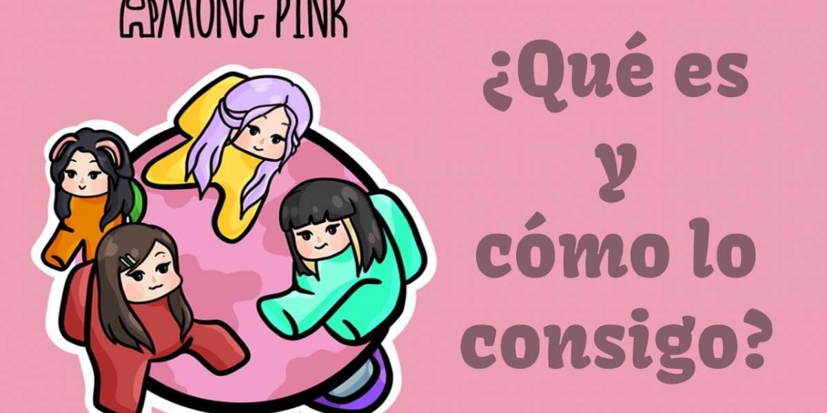 Among Us Pink: ¿en qué consiste el mod y cómo puedes conseguirlo?