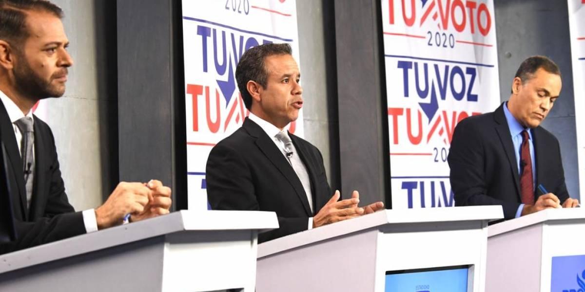 Choque entre candidatos a alcaldía de San Juan por despenalización de marihuana