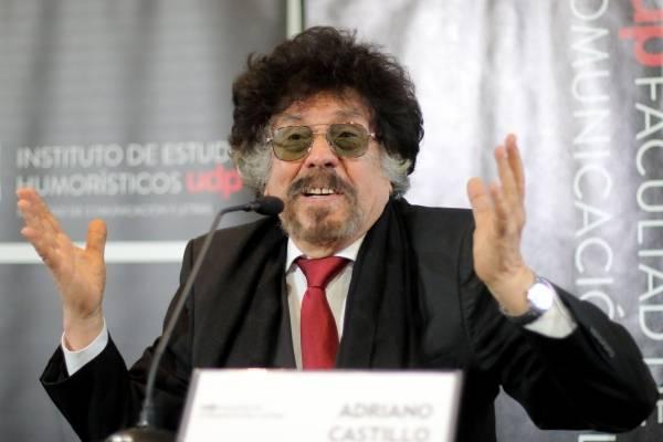 """Adriano Castillo: """"¿Quién es la Tía Pikachu? Perdón, pero la Constitución es en serio"""""""