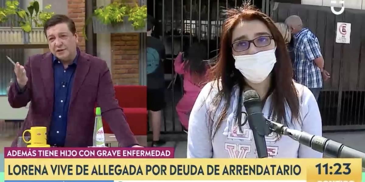 Julio César Rodríguez relata cómo vivió la enfermedad de su hijo