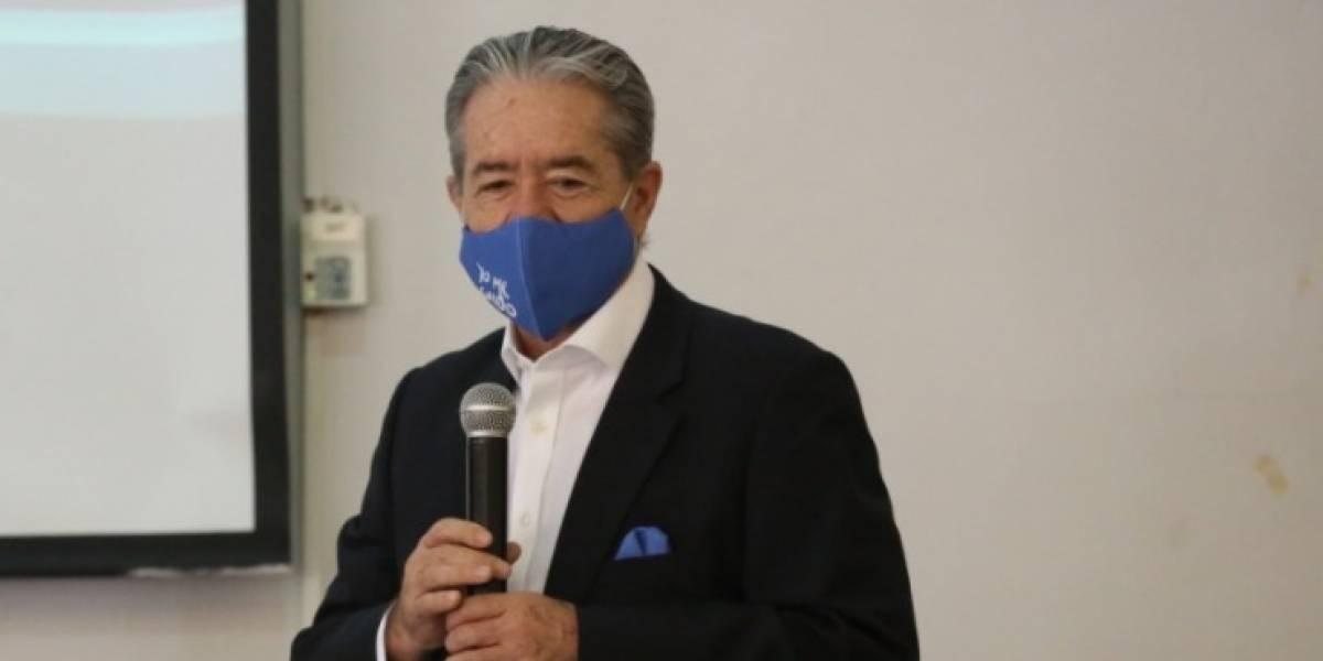 """""""Es un comentario sacado de contexto"""": Juan Carlos Zevallos sobre declaraciones del personal de salud"""