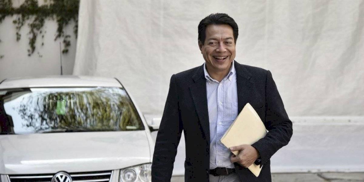 Tribunal Electoral ordena al INE registrar a Mario Delgado como presidente de Morena