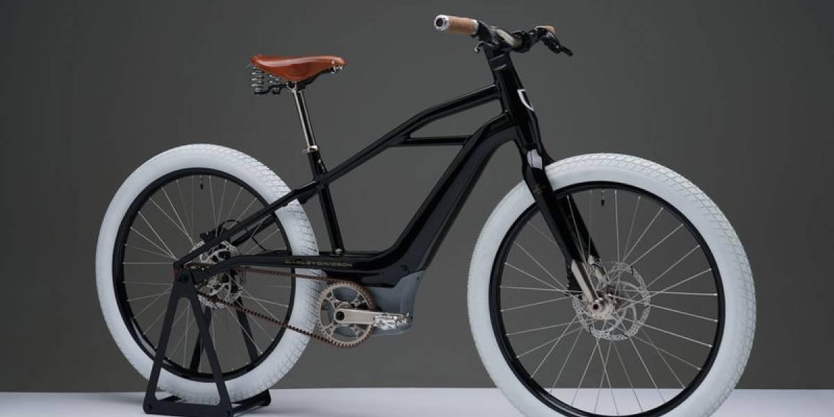Conoce la Serial 1, la espectacular bicicleta eléctrica de Harley-Davidson