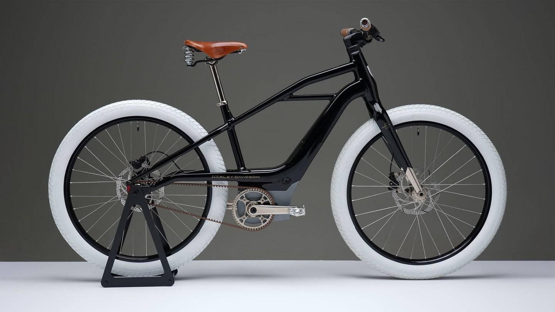 La Serial 1 de Harley-Davidson, una espectacular bicicleta eléctrica.