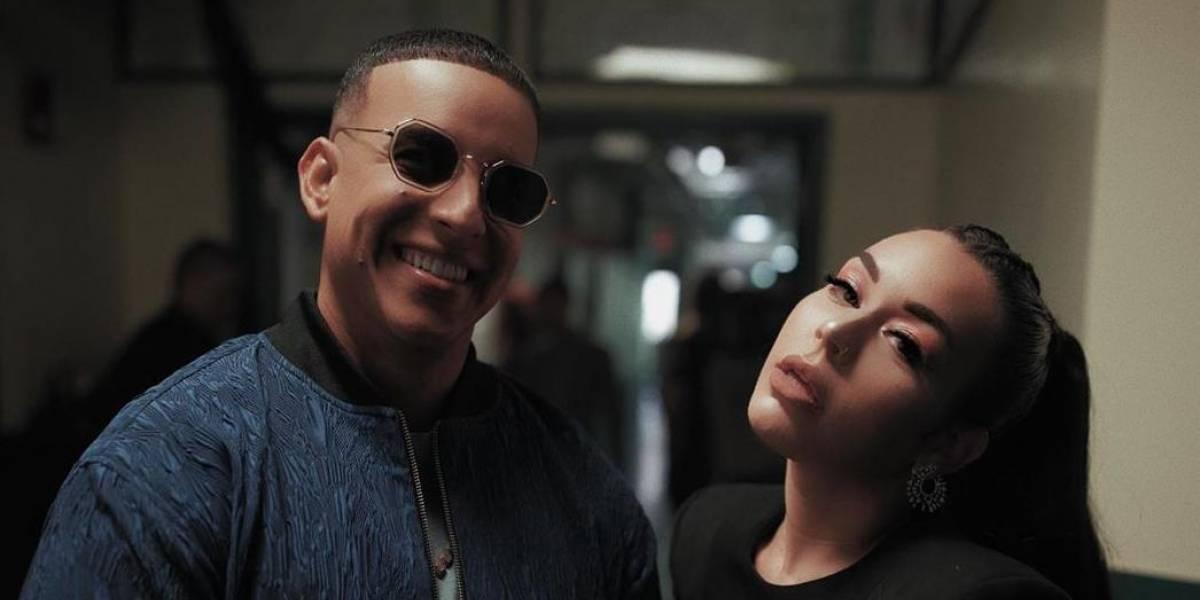 Mira el antes y después de la hija de Daddy Yankee