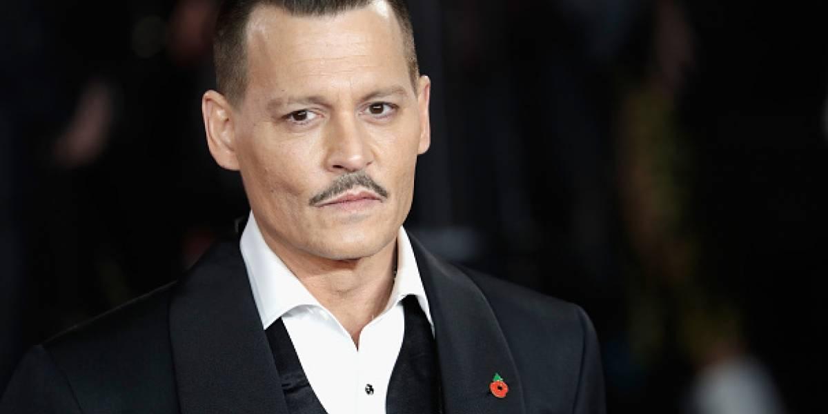 """Series: Johnny Depp podría ser Homero en el live-action de """"Los Locos Addams"""""""